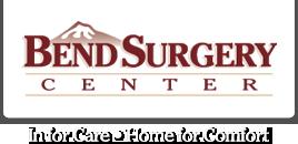 Bend Surgery Center Logo