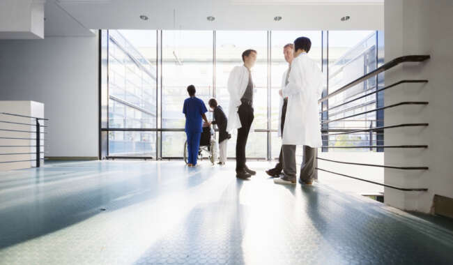 Health System Strategy in Response to Reform