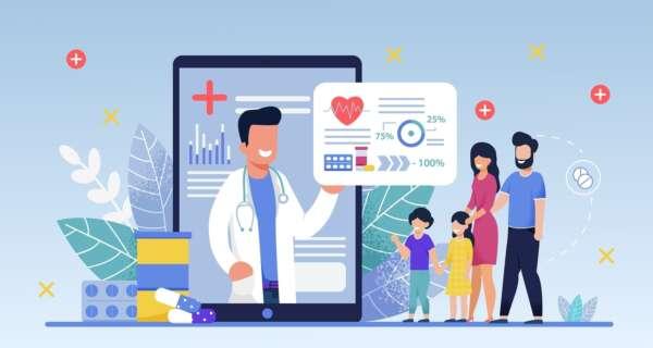 Digital Health Storyboard Intro Web