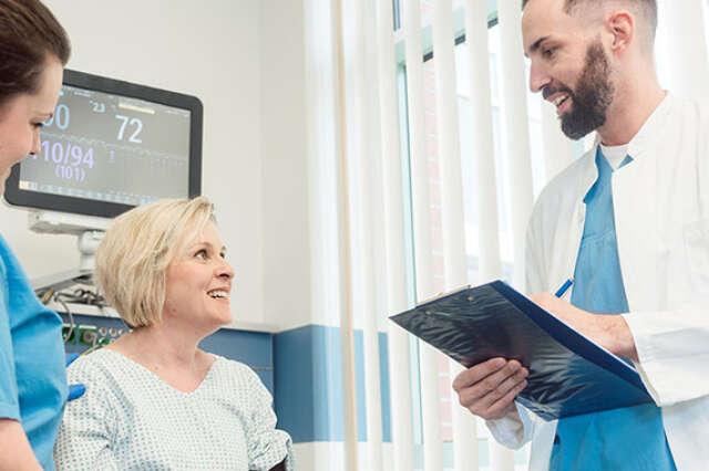 Hospital Based Physician Web