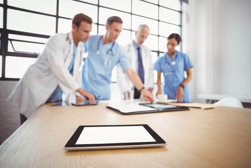 Article Dispruptive Collaboration In Healthcare March 2018
