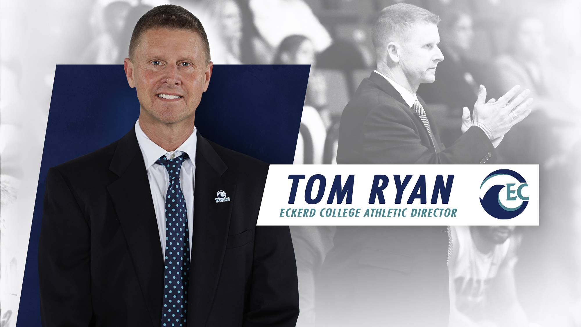 Tom Ryan Named Eckerd College Director Of Athletics Eckerd College
