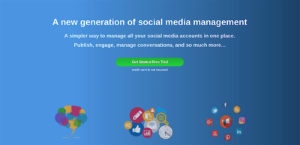 eClincher, social media management tool