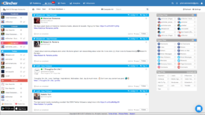 Social media management with unified inbox