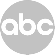 abc network washed out logo