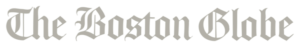 Boston Globe washed out logo