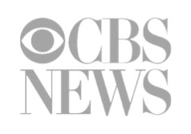 CBS NEWS NETWORK washed out logo