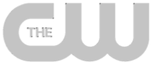 THE CW washed out logo