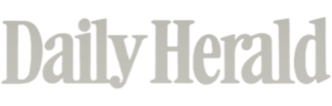 Daily Herald washed out logo