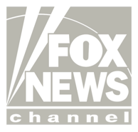 Fox News Channel washed out logo