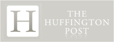 The Huffington Post washed out logo
