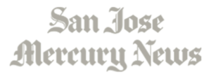 San Jose Mercury News washed out logo