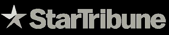 Star Tribune washed out logo