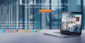 eClincher, powerful social media management tool