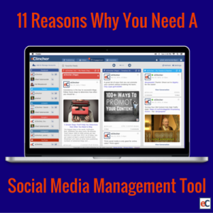 benefits of social media tool