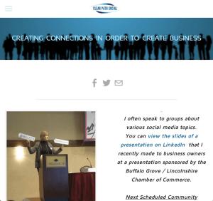 Clear Path Social customer success testimonial, eClincher