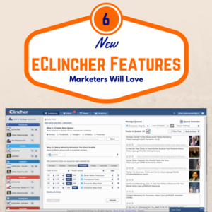 eClincher Features
