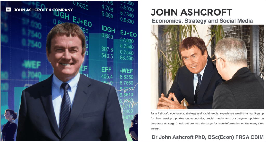 John Ashcroft testimonial for eclincher