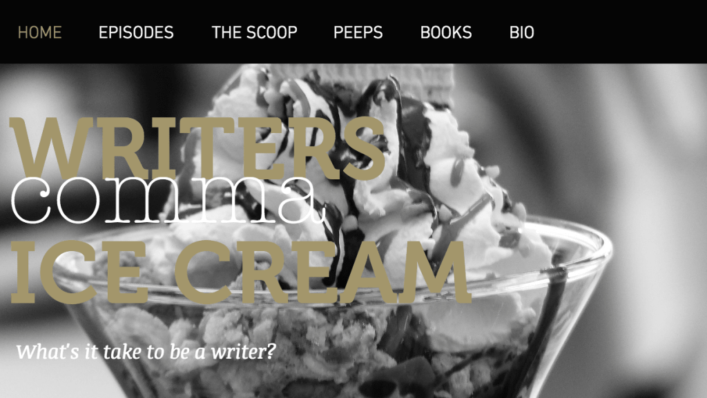 Writer comma icecream customer success testimonial for eClincher
