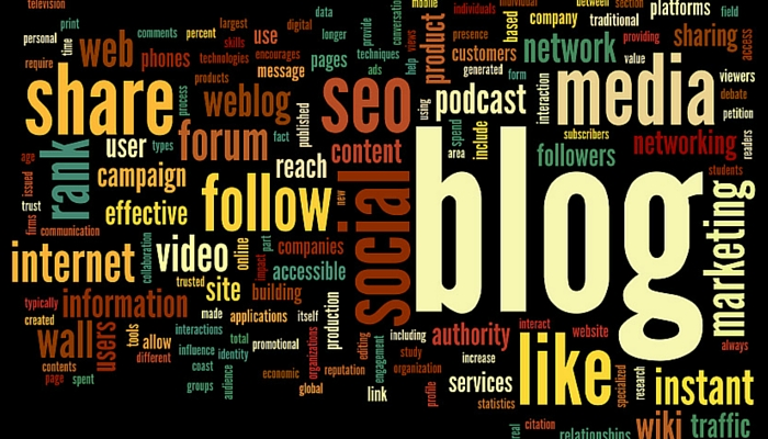marketing blog keywords .eClincher, social media management tool