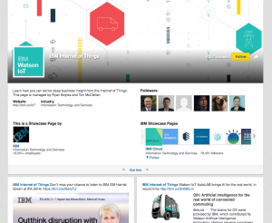LinkedIn Company Page | Example | eClincher