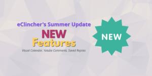 eclincher summer features