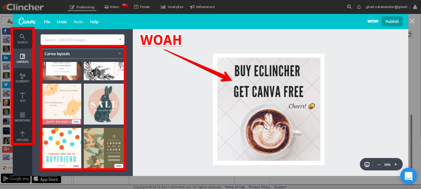 How to Design Like a Pro with Canva & eClincher - eClincher