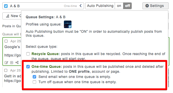 turn-off-email-notification-for-one-time-queues