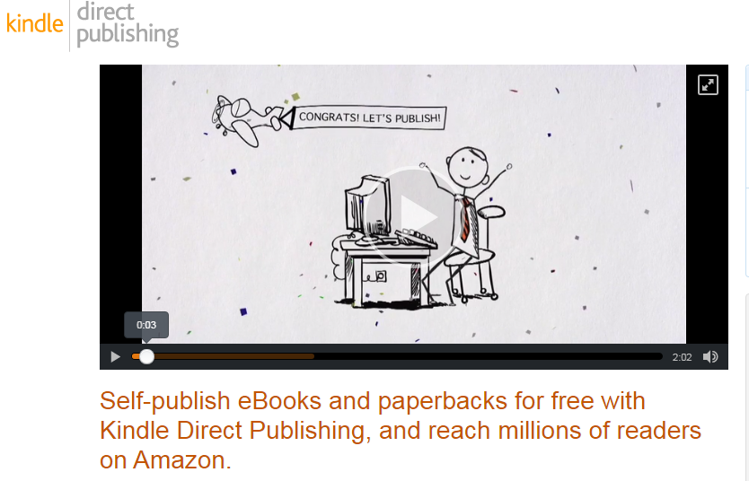how to publish a book on amazon and kindle createspace