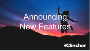 New Features banner