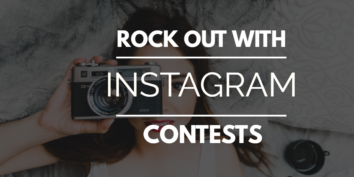 How to work with instagram contests