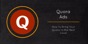 how to create an advertisement on quora ad