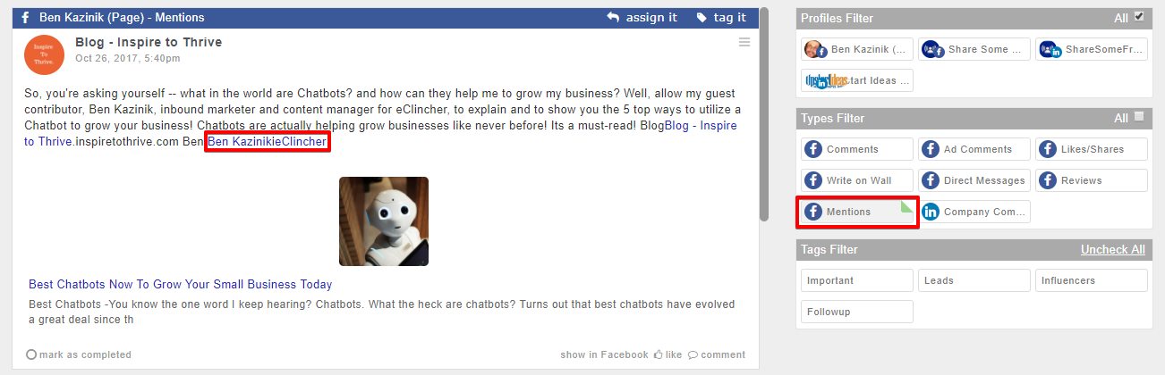 facebook-mention-feature-inside-inbox-on-eClincher