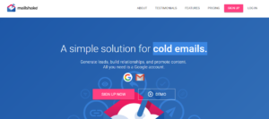 mailshake-cold-emails-outbound-home-page