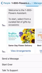1-800-flowers-chatbot-ecommerce-trends-2018