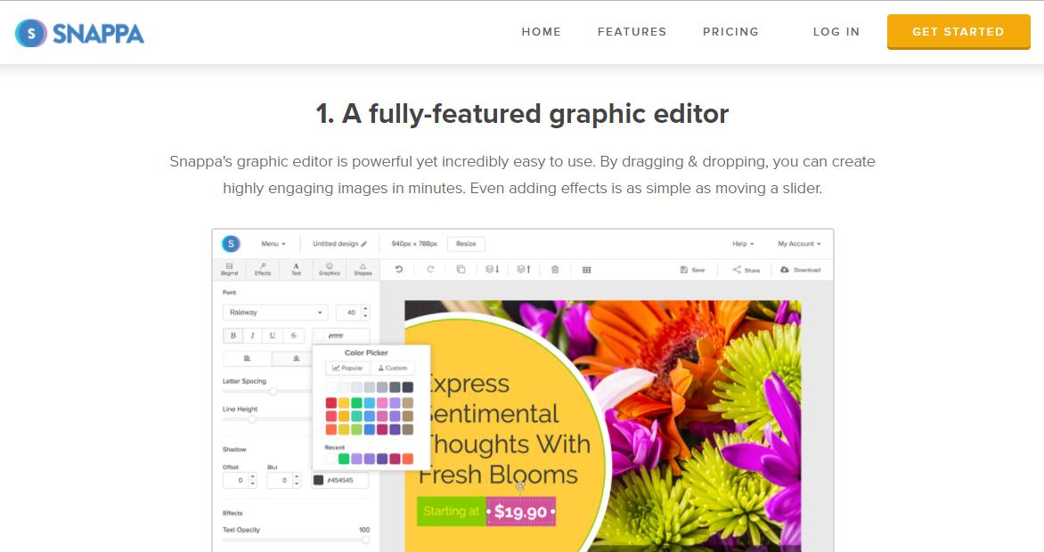 Snappa-graphic-editor-for-non-designers