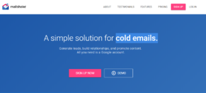 mailshake-home-page