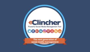 eClincher, social media marketing