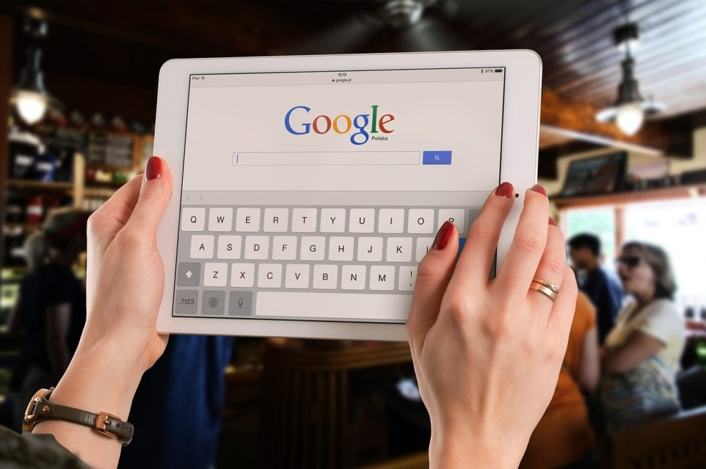 Google My Business Small Business Listing