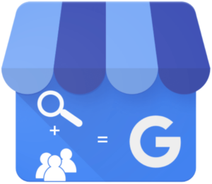 Google My Business search and social