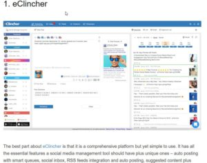 eclincher product review