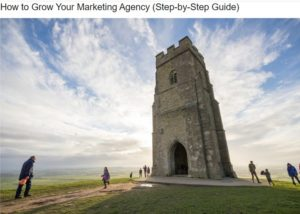 how to grow your marketing agency
