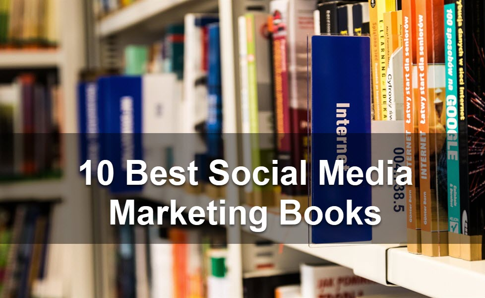 10 best social media marketing books