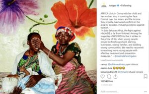 National Geographic Instagram Business