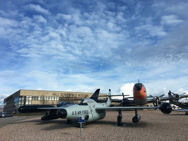Tiny Home Designs: Salt Lake Family: Hill Air Force Museum