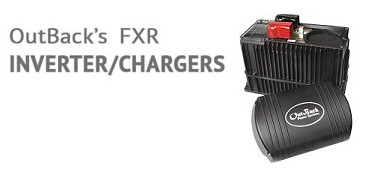 OutBack Power FXR Inverter / Chargers