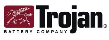 Trojan Battery - Logo