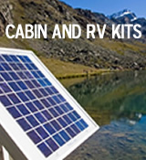 Off-Grid Solar Panel Kits