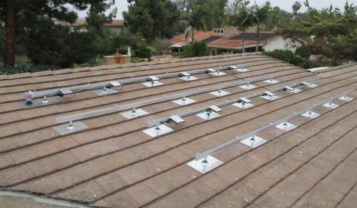 Customer James - Solar System Installation