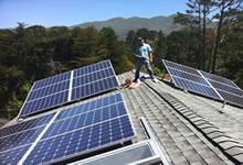 California Solar Installation